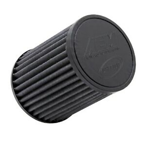 Aem 21 2147bf Dryflow Universal Round Air Filter 6 base Od 5 25 top Od 7 h