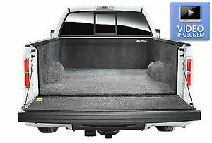 Bedrug Brn05cck Bed Liner For Nissan Frontier Crew Cab 56 Bed