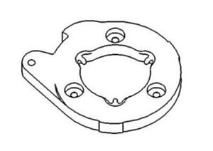 A31126 Brake Actuating Disc Made To Fit Case ih Tractor Models 730 830 930