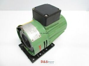 Sondermann Rm rp 8 60 30 Magnetic Drive Motor For Pump some Corrosion