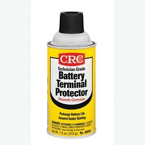 Crc 05046 Battery Terminal Protector 7 5 Oz Can 12 Pack