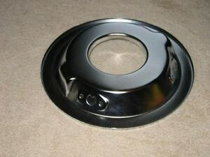 14 Street Rod Recessed Air Cleaner Base Holley Carter Hot Rod