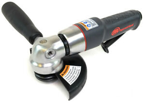 Ingersoll Rand 345max Air Angle Grinder 5 0 88 Hp Motor 12000 Rpm