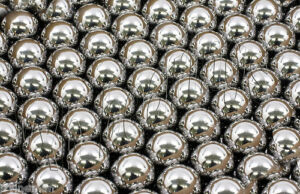 1000 13 32 Diameter Chrome Steel Ball Bearings G10
