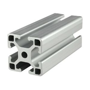 8020 Inc T slot 40mm X 40mm Aluminum Extrusion 40 Series 40 4040 lite X 2440mm N