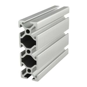80 20 Inc T slot 25mm X 75mm Aluminum Extrusion 25 Series 25 2576 X 1830mm N