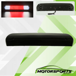 2002 2009 Dodge Ram 1500 2500 3500 Led Black Smoke 3rd Third Brake Light