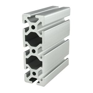80 20 Inc T Slot 40mm X 120mm Aluminum Extrusion 40 Series 40 4012 X 1220mm N