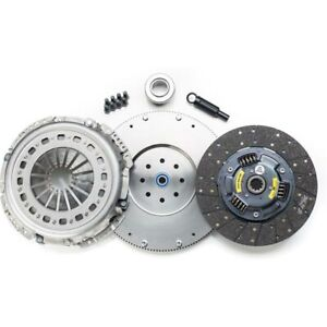 South Bend Heavy Duty Clutch Upgrade For 1989 2003 Dodge Ram Cummins Diesel 5 9l
