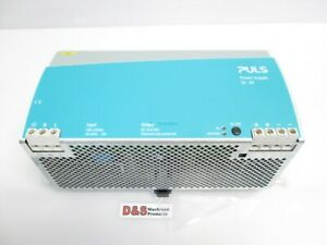Puls Sl30 100 Power Supply 208 240vac in 24vdc 30a out