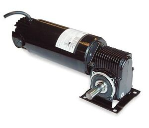 Dayton Model 3xa82 Dc Gear Motor 30 Rpm 1 8 Hp Tenv 90vdc