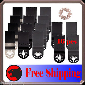 16 1 Oscillating Multi Tool Saw Blade For Rockwell Sonicrafter Rk5107k Rk5108k