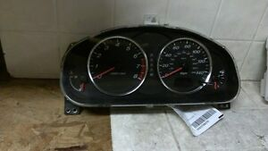 06 07 Mazda 6 Speedometer Mph Automatic Standard Face Oem 88 456 Miles