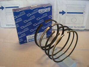 Piston Ring Set For Lister Hl Hr Hrs Hrw Series Engines 107 95mm 4 25