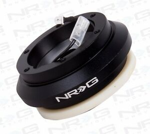 Nrg Short Hub Steering Wheel Adapter For Integra Civic Del Sol Accord Prelude