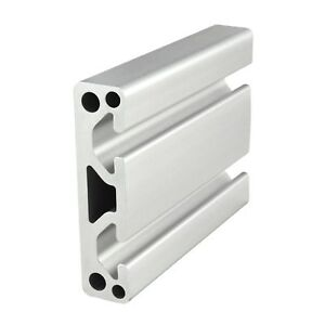 80 20 Inc T slot 3 X 75 Smooth Aluminum Extrusion 15 Series 3075 X 60 N