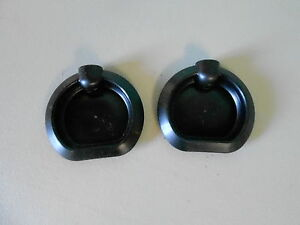 Mopar 66 67 68 69 70 71 72 73 74 Charger Trunk Floor Extension Drain Plugs New