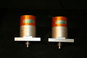Pneumatic Cylinder Bore 1 5 8in Stroke 1 2in Fabco air Lot Of 2