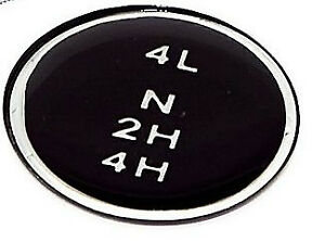 Shift Pattern Plate Dana 300 For Jeep Cj5 Cj7 Cj8 1980 1986 18607 04 Omix Ada