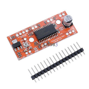 A3967 Easydriver Shield Stepper Motor Driver Module V44 For Arduino 3d Printer