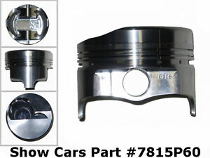 348 Chevrolet Impala Ss Bel Air 58 59 60 61 Icon Forged 4 Stroker Pistons 060