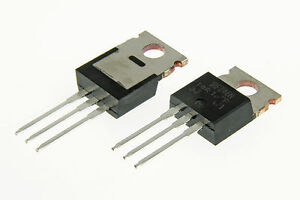 50pcs Irfz46n Original New Ir Mosfet
