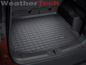 Weathertech Cargo Liner Trunk Mat For Ford Escape lincoln Mkc Black