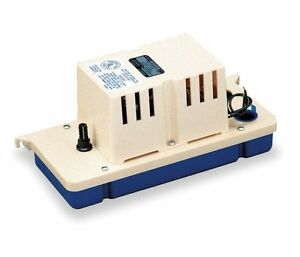 Little Giant Vcc 20uls Model 554210 Condensate Pump 230 Volts