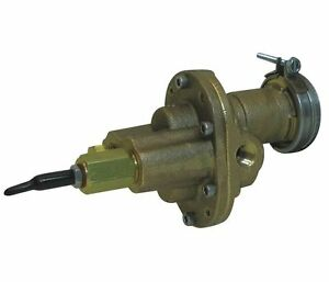 Rotary Gear Pumps Carbonator Mount 1 3 Hp Motor Required 1 4 Port Bronze