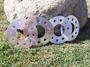 4 Ford Mustang Cobra Ranger 5x4 5 Wheel Spacers 3 8 Billet