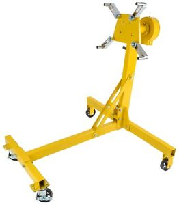 Jegs Rotating Engine Stand 1000 Lbs Capacity 80059