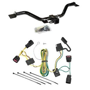 Draw tite Class Iii iv Trailer Receiver Hitch Wiring For Enclave Traverse