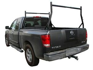 800lb Truck Ladder Rack Pick Up Universal Contractor Pick Up Rack Lumber Utility