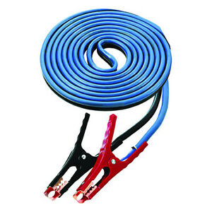K Tool 74521 Battery Booster Cables 4 Gauge 16 Long Extra Heavy Duty Cables