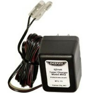 New Parker Mccrory 952 Electric Fence 12 Volt Battery Taper Charger 0410621