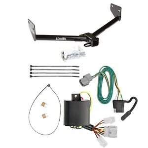 Draw tite Class Iii iv Trailer Receiver Hitch Wiring For 07 11 Honda Element