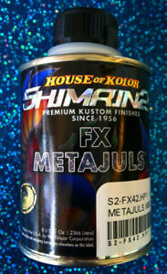 House Of Kolor S2 Fx42 Pale Gold Shimrin2 Fx Metajuls Basecoat 1hp
