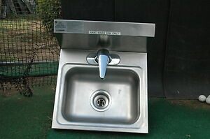 Advanced Tabco 7 p2 20 Commercial Stainless Sink