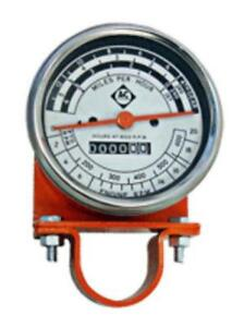 70233189 Tachometer Gauge Made To Fit Allis Chalmers Tractor Models D10 D12