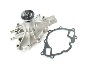 Oaw Water Pump F1670 For 87 96 Ford Pickup Small Block 302 351w Standard volume