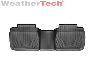 Weathertech Floorliner Floor Mats For Toyota Camry 2012 2017 2nd Row Black