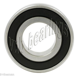 S6207 2rs Stainless Steel Bearing 35x72x17 Sealed Ball Bearings 8987