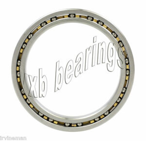 Vg060cp0 Thin Section Bearing 6 x8 x1 Inch Open Slim Ball Bearings 14748