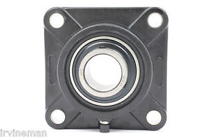 Ucfpl206 18 1 1 8 Inch Thermoplastic Flange Four Bolt Mounted Ball 17728