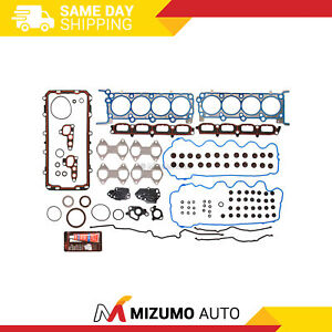 Full Gasket Set Fit 04 06 Ford Expedition F150 F250 Lincoln 5 4 Triton 24v