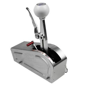 B m 80706 Pro Stick Shifter With Aluminum Cover For Gm Ford Chrysler Models