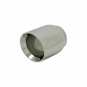 Flowmaster 15392 4 x5 25 Stainless Steel Angle Cut Exhaust Tip For 3 Tailpipe
