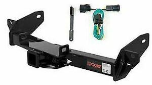 Curt Class 3 Trailer Hitch Wiring For 2006 2007 Ford F 150