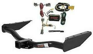 Curt Class 3 Trailer Hitch Wiring For 94 98 Jeep Grand Cherokee