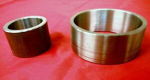 Bridgeport Mill J Head Milling Machine Upper Bearing Spacers 2193506 M1252